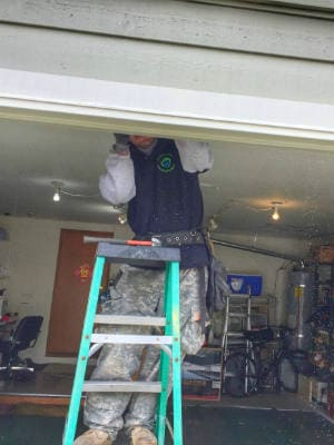 ETS GARAGE DOOR & ELECTRIC GATE REPAIR EVERETT TEAM