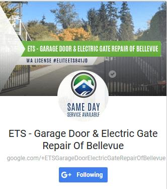 ETS Garage Door U0026 Gate Repair Of Bellevue Google Plus